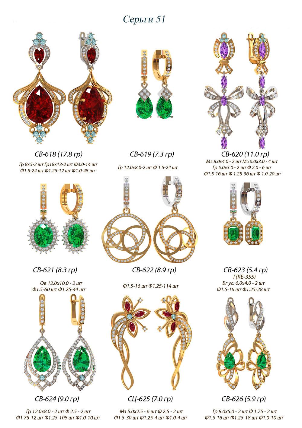 modelit-wax-models-earring-51