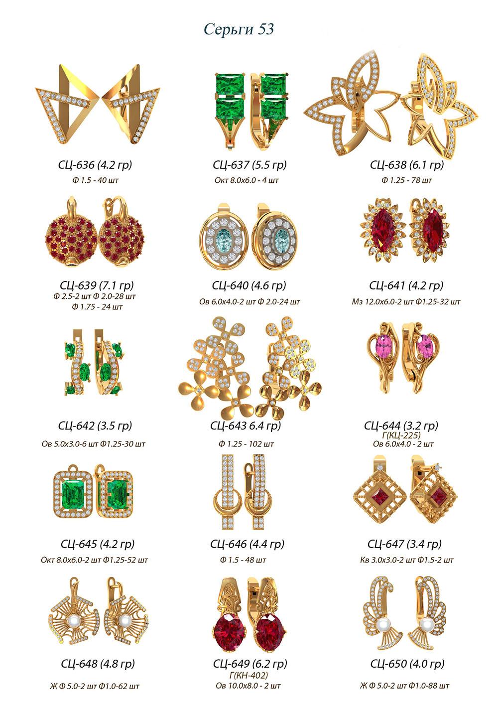 modelit-wax-models-earring-53