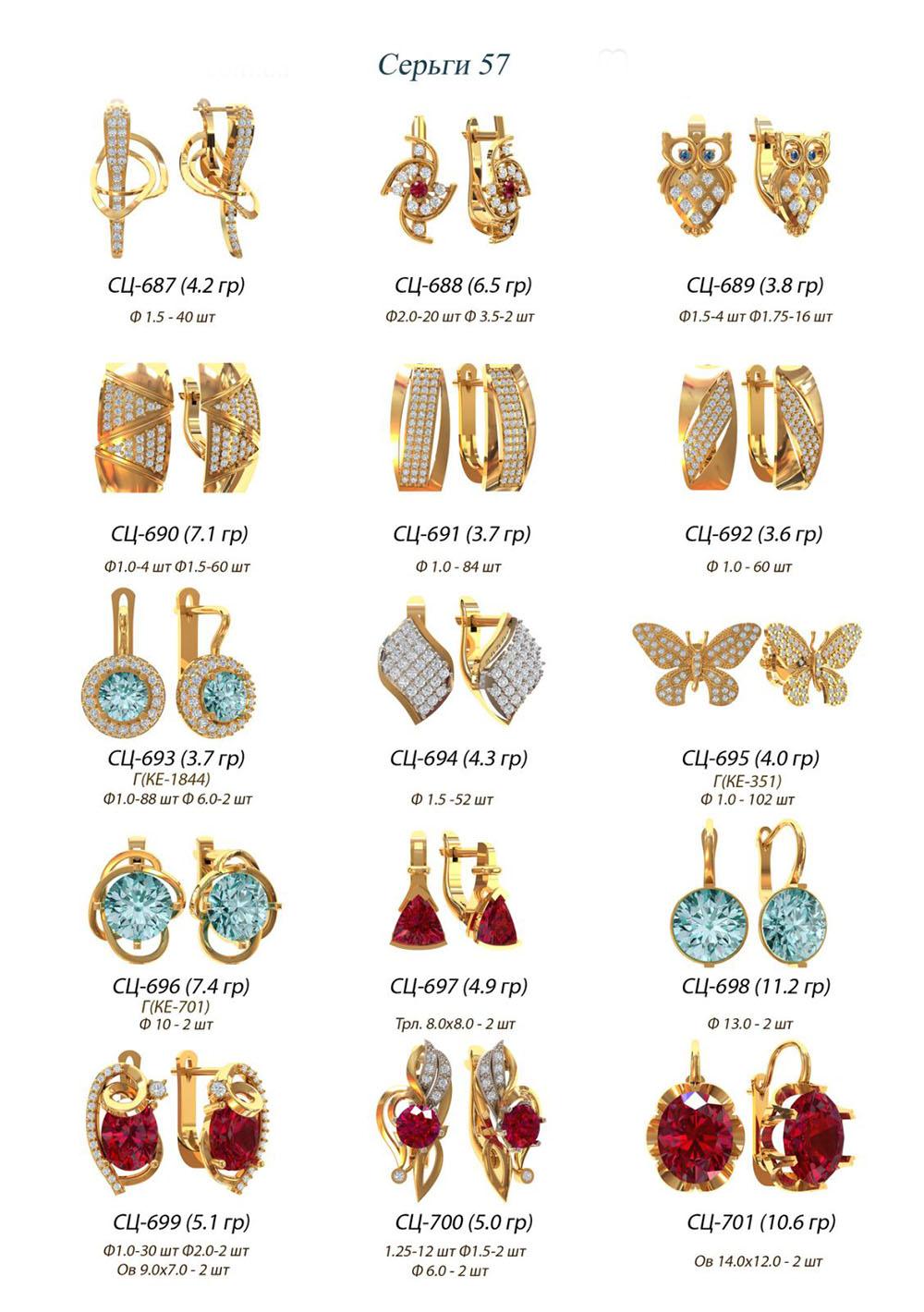 modelit-wax-models-earring-57